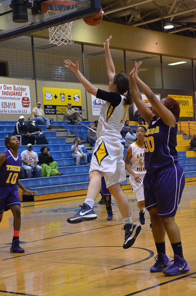 2nd  LSUS Lady Pilots vs. Paul Quinn College Photo