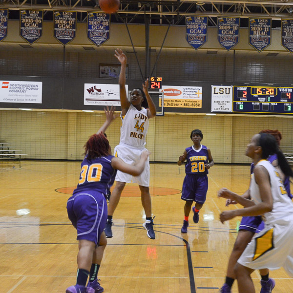 3rd  LSUS Lady Pilots vs. Paul Quinn College Photo