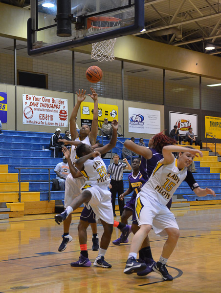 9th  LSUS Lady Pilots vs. Paul Quinn College Photo