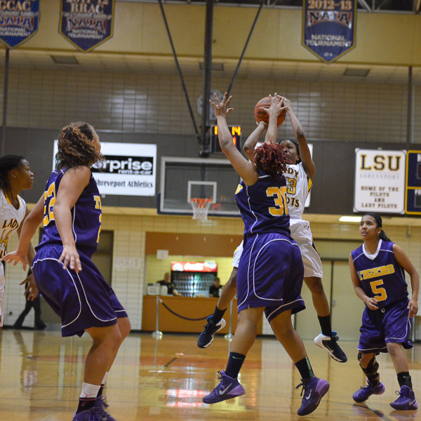 13th  LSUS Lady Pilots vs. Paul Quinn College Photo