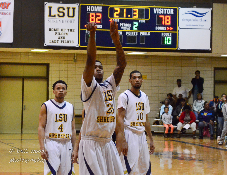 3rd LSUS Pilots vs Our Lady of the Lake U. Photo