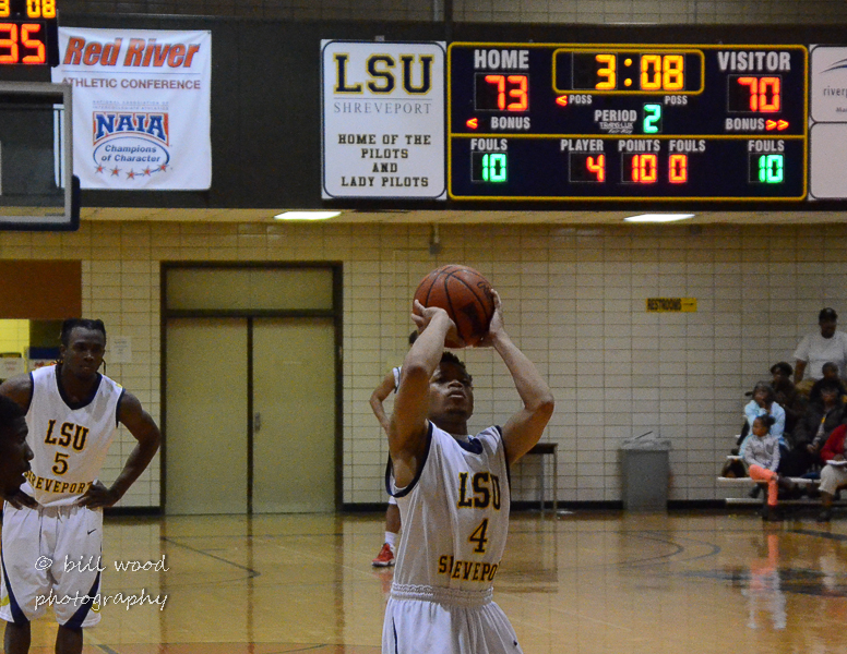 21st LSUS Pilots vs Our Lady of the Lake U. Photo