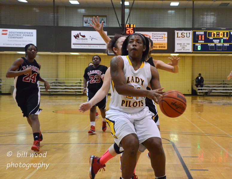 3rd LSUS Lady Pilots vs Bacone Photo