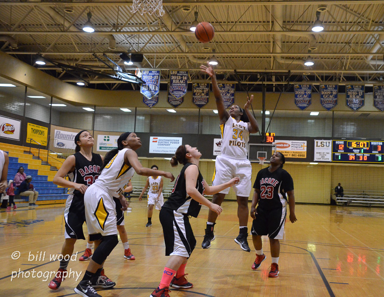 5th LSUS Lady Pilots vs Bacone Photo