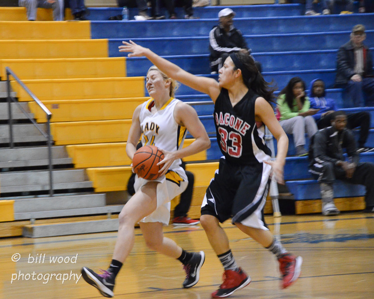 9th LSUS Lady Pilots vs Bacone Photo