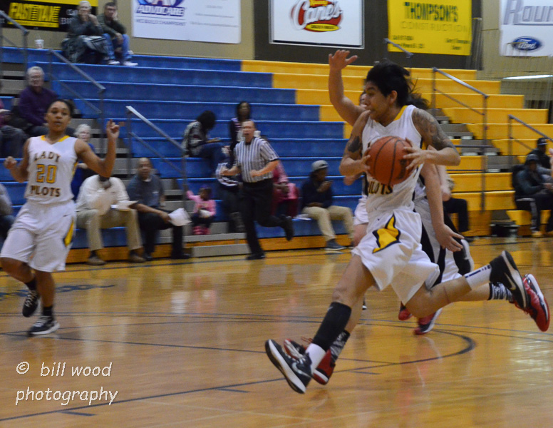 12th LSUS Lady Pilots vs Bacone Photo
