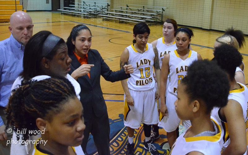 15th LSUS Lady Pilots vs Bacone Photo