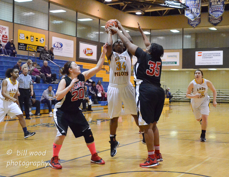 17th LSUS Lady Pilots vs Bacone Photo