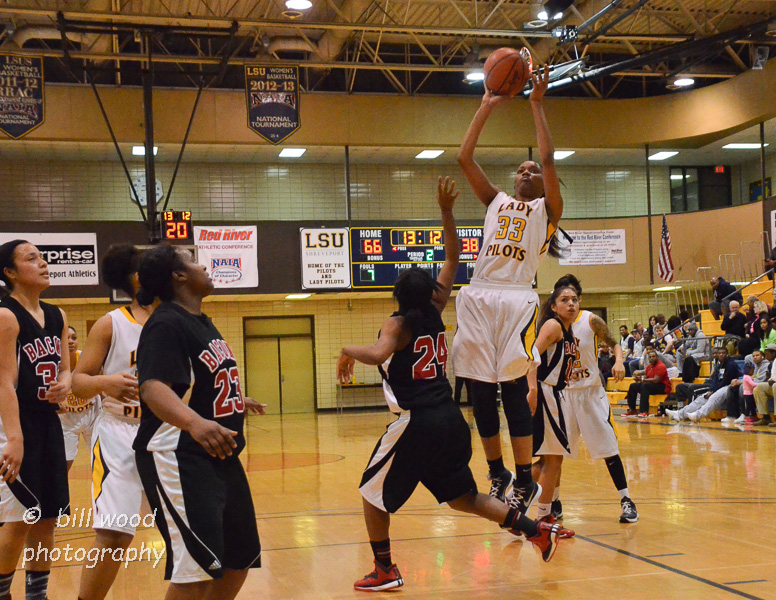 26th LSUS Lady Pilots vs Bacone Photo