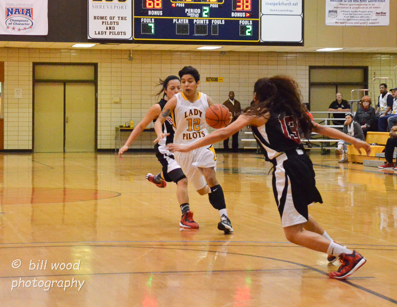 27th LSUS Lady Pilots vs Bacone Photo