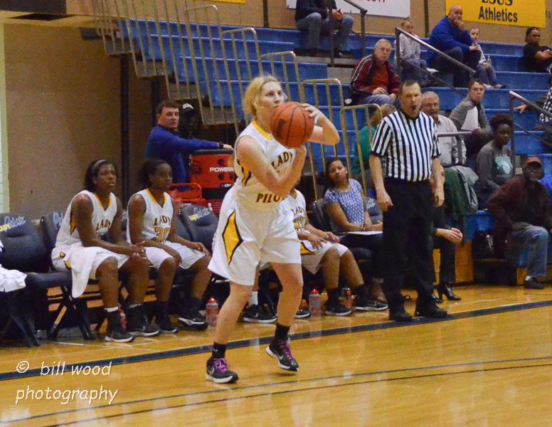 33rd LSUS Lady Pilots vs Bacone Photo