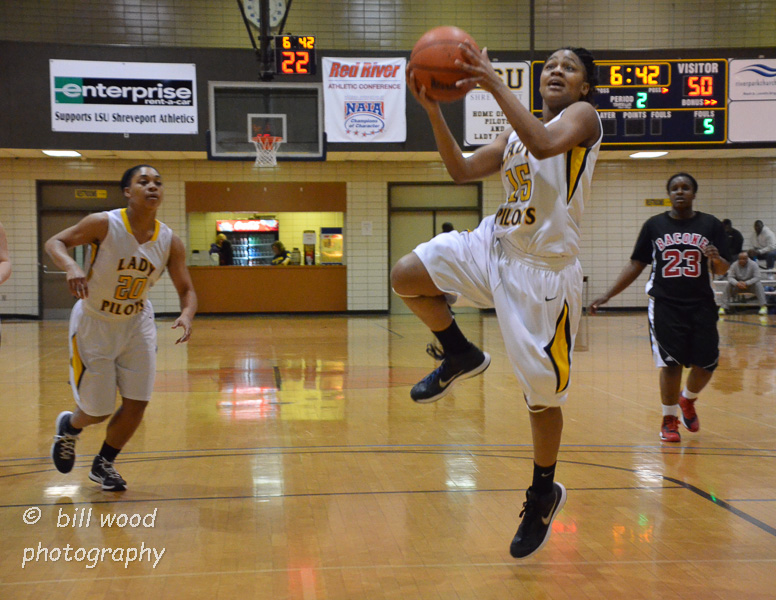 34th LSUS Lady Pilots vs Bacone Photo