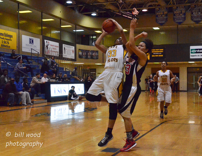 35th LSUS Lady Pilots vs Bacone Photo