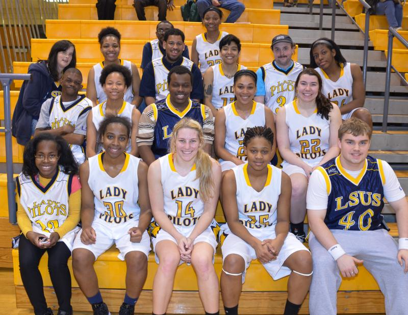 39th LSUS Lady Pilots vs Bacone Photo