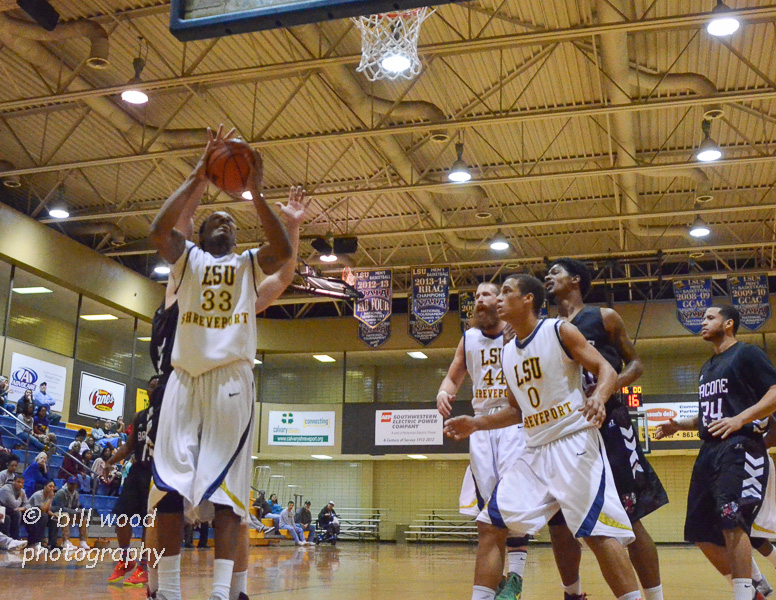 3rd LSUS Pilots vs Bacone Photo