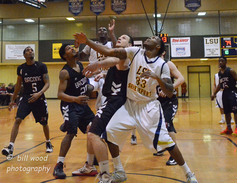 22nd LSUS Pilots vs Bacone Photo