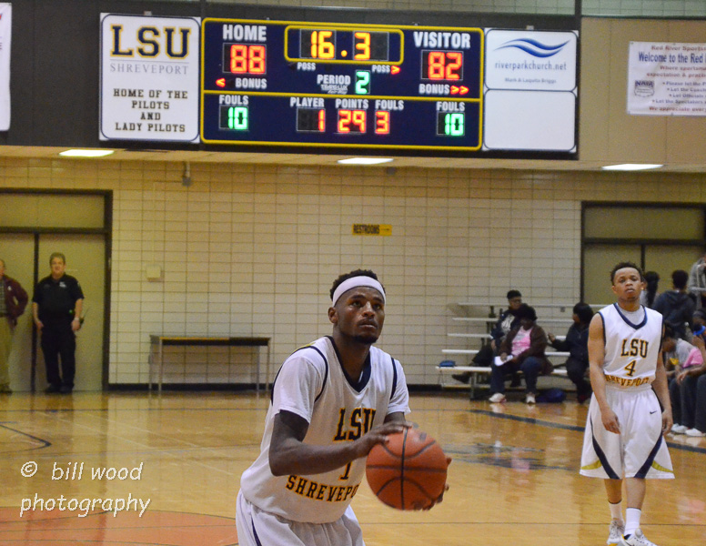 25th LSUS Pilots vs Bacone Photo