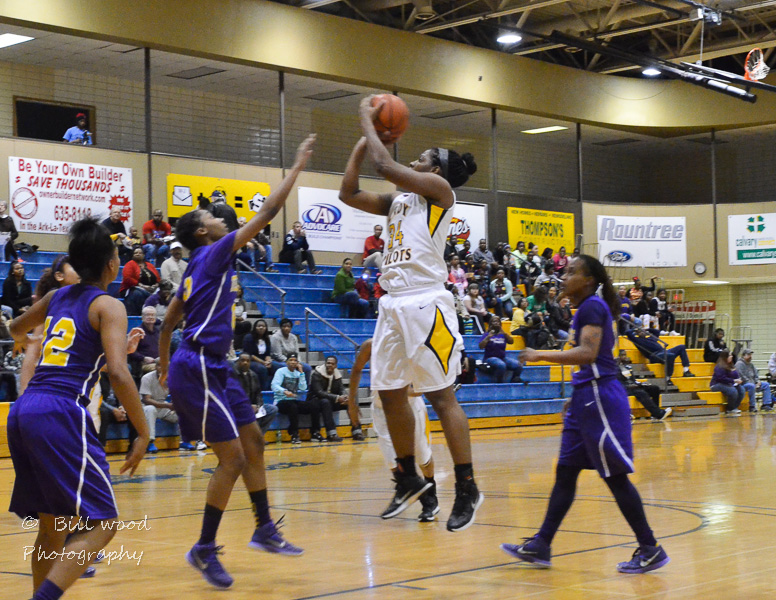 3rd LSUS Lady Pilots vs Texas College Photo