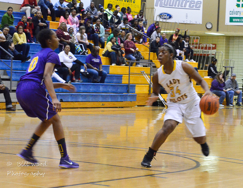 4th LSUS Lady Pilots vs Texas College Photo