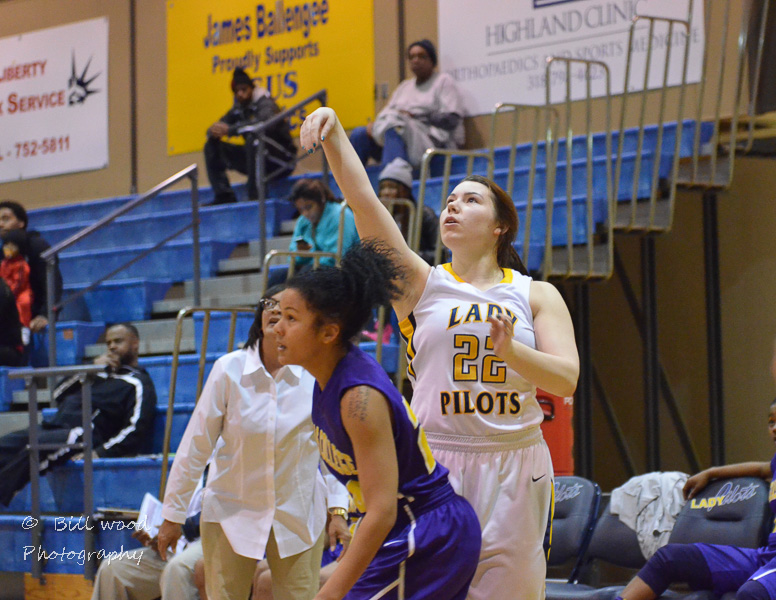 13th LSUS Lady Pilots vs Texas College Photo