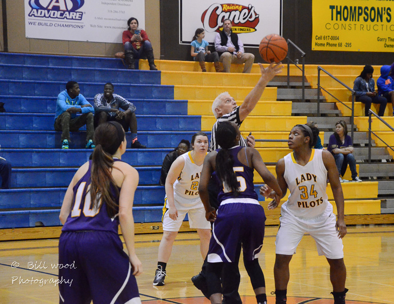 5th LSUS Lady Pilots vs LSUA RRAC 1st Round Playoff Photo