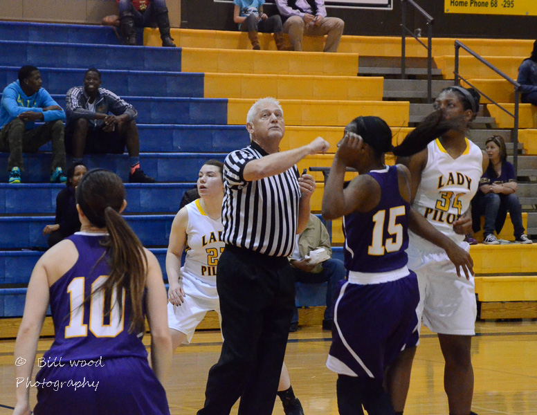 6th LSUS Lady Pilots vs LSUA RRAC 1st Round Playoff Photo