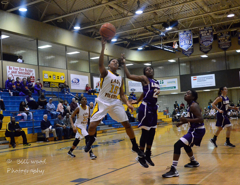 9th LSUS Lady Pilots vs LSUA RRAC 1st Round Playoff Photo