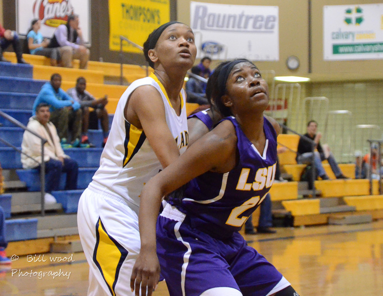 11th LSUS Lady Pilots vs LSUA RRAC 1st Round Playoff Photo