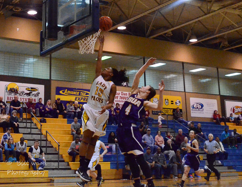 13th LSUS Lady Pilots vs LSUA RRAC 1st Round Playoff Photo