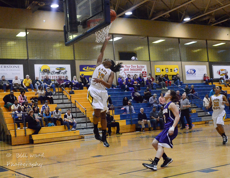 15th LSUS Lady Pilots vs LSUA RRAC 1st Round Playoff Photo