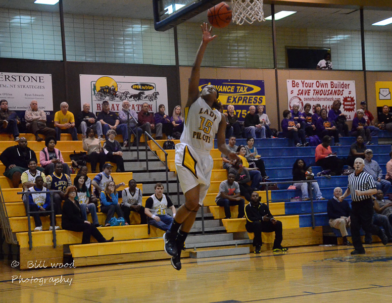 19th LSUS Lady Pilots vs LSUA RRAC 1st Round Playoff Photo