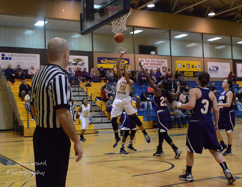 24th LSUS Lady Pilots vs LSUA RRAC 1st Round Playoff Photo