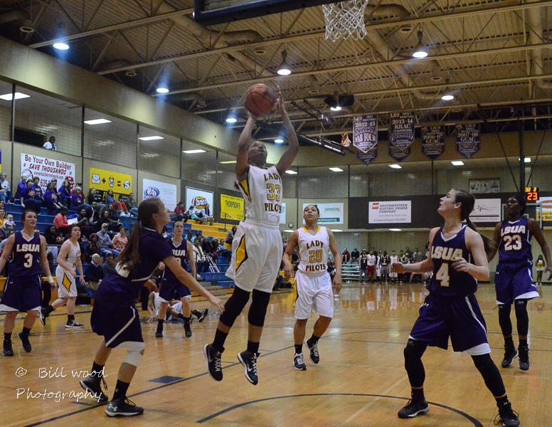 30th LSUS Lady Pilots vs LSUA RRAC 1st Round Playoff Photo