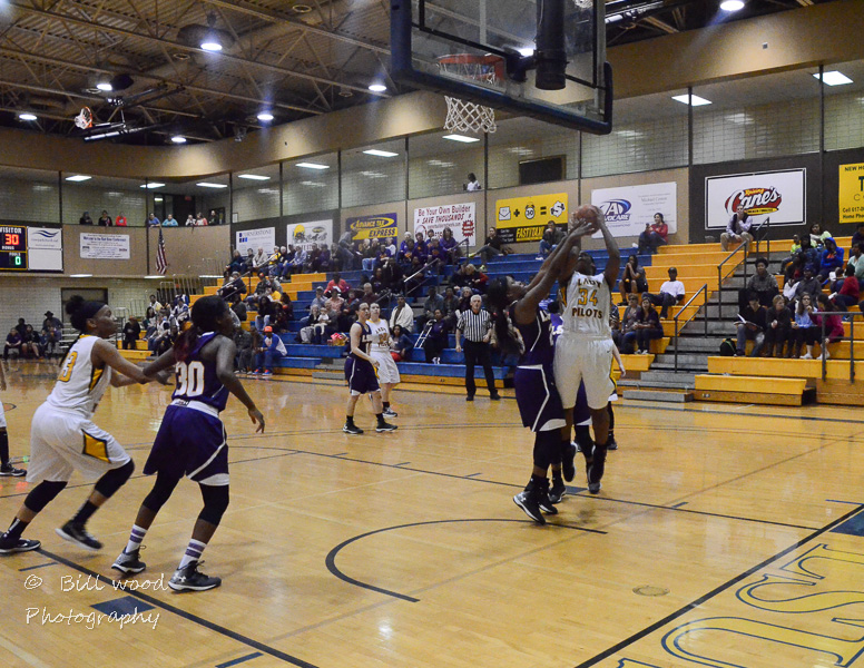 32nd LSUS Lady Pilots vs LSUA RRAC 1st Round Playoff Photo