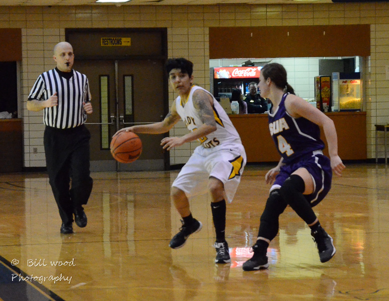 40th LSUS Lady Pilots vs LSUA RRAC 1st Round Playoff Photo
