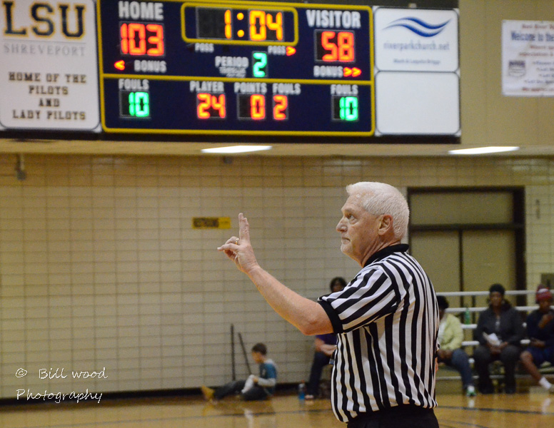 44th LSUS Lady Pilots vs LSUA RRAC 1st Round Playoff Photo