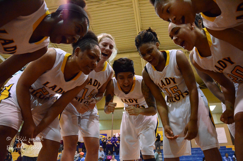 45th LSUS Lady Pilots vs LSUA RRAC 1st Round Playoff Photo