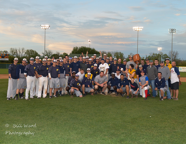 3rd LSUS Pilots vs LSUS Alumni Game Photo