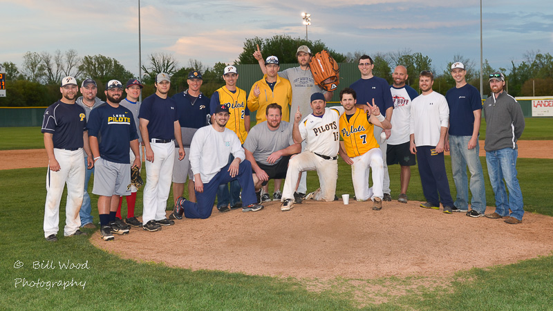 4th LSUS Pilots vs LSUS Alumni Game Photo