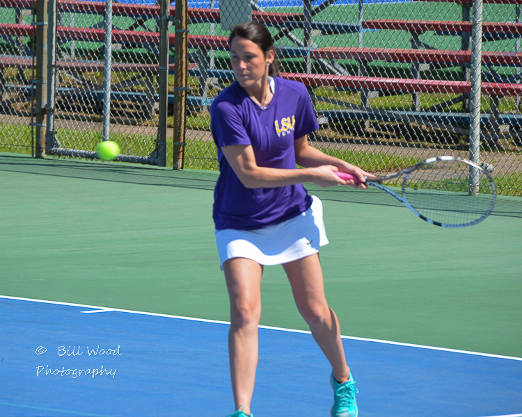 5th LSUS Lady Pilots vs Louisiana College Photo