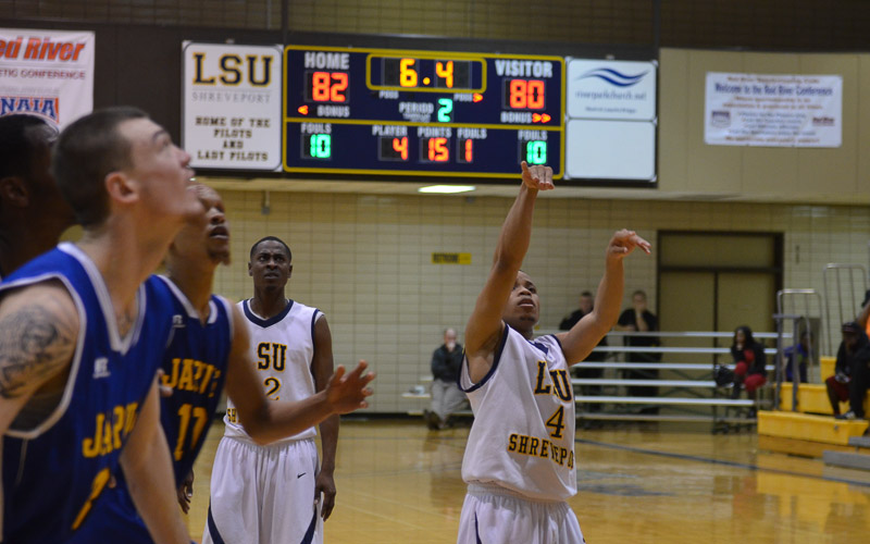 3rd LSUS Pilots vs. Jarvis Christain College Photo