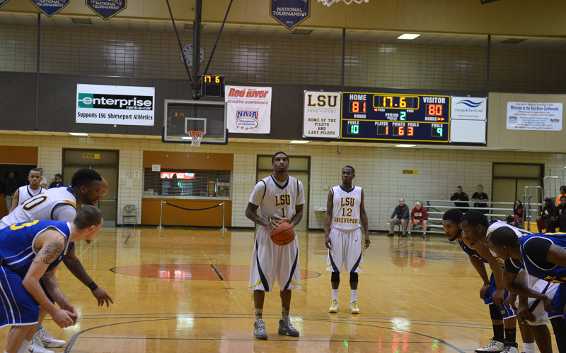 13th LSUS Pilots vs. Jarvis Christain College Photo