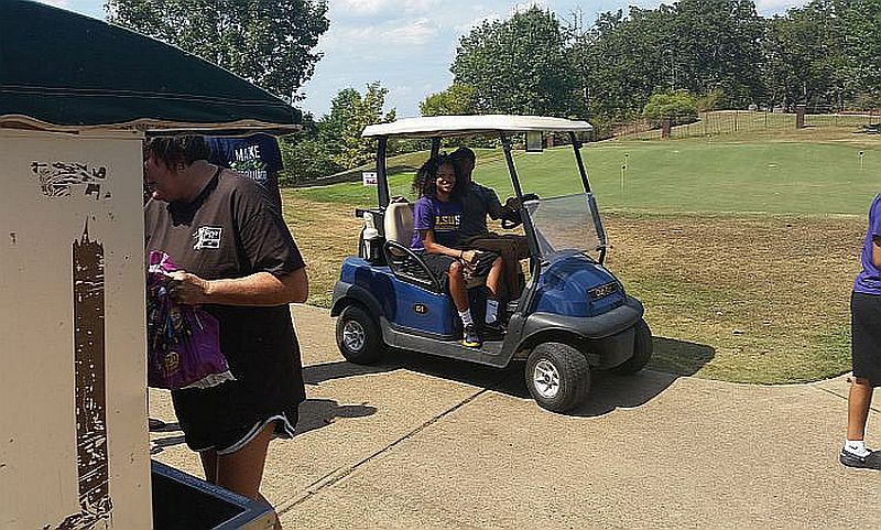 7th 2015 Easter Seals Golf Tournament Photo