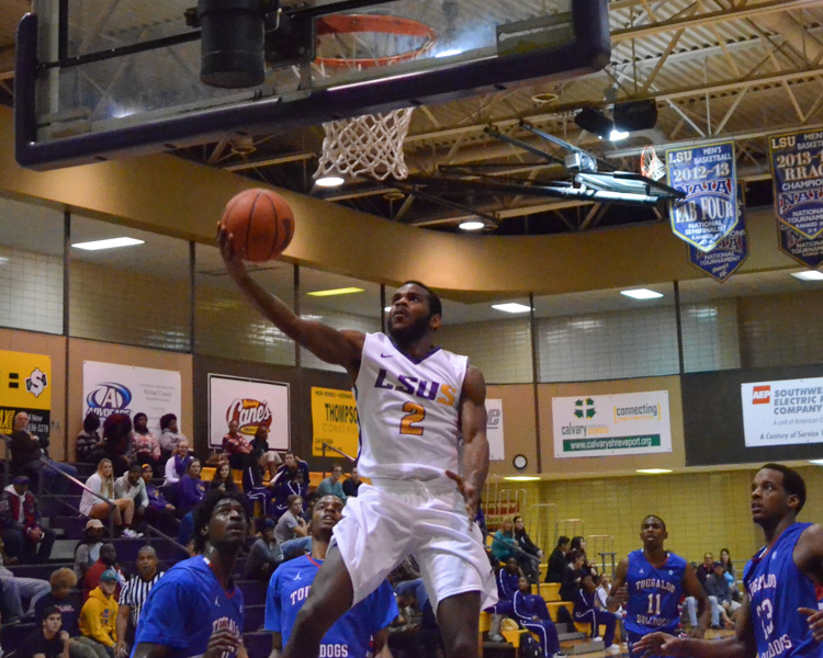 7th LSUS Men's Basketball vs Tougaloo Photo