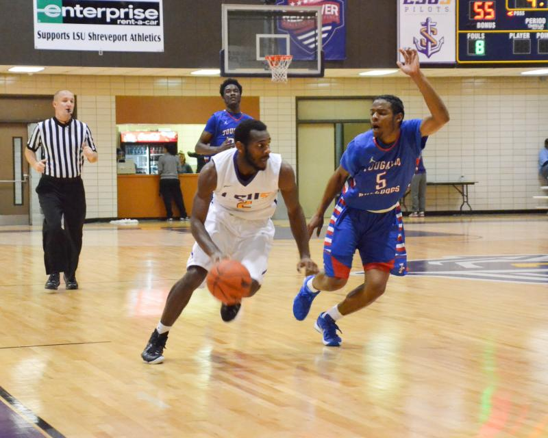8th LSUS Men's Basketball vs Tougaloo Photo