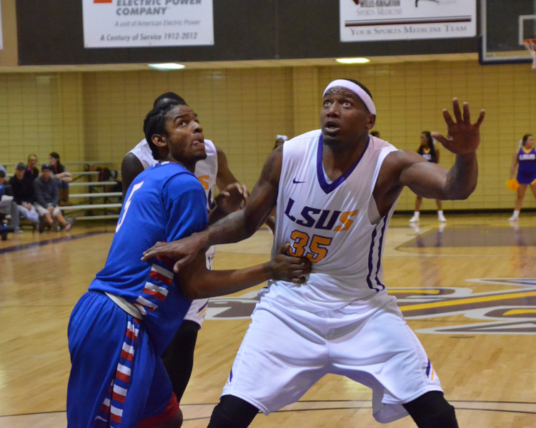 11th LSUS Men's Basketball vs Tougaloo Photo