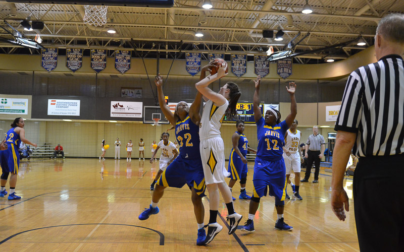 1st LSUS Lady Pilots vs. Jarvis Christain Photo