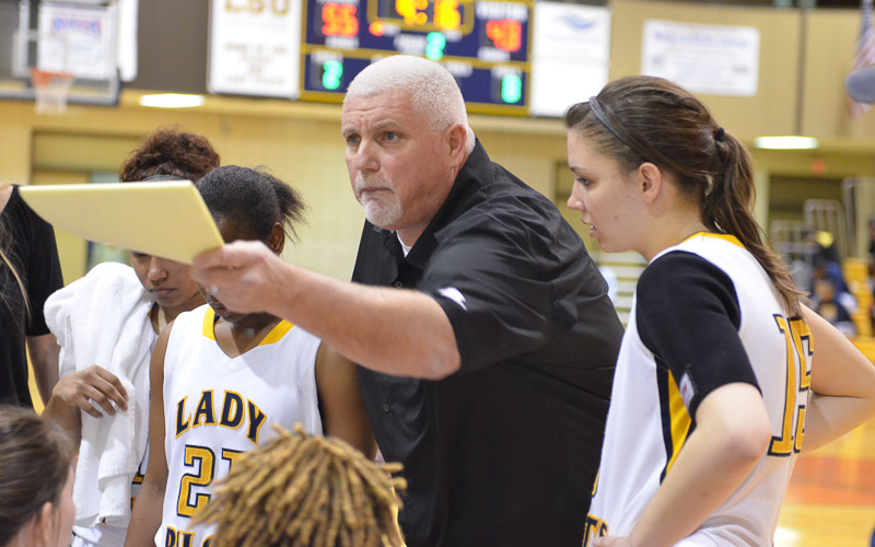 3rd LSUS Lady Pilots vs. Jarvis Christain Photo