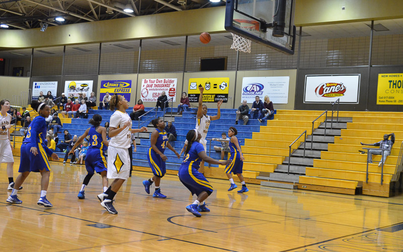 5th LSUS Lady Pilots vs. Jarvis Christain Photo