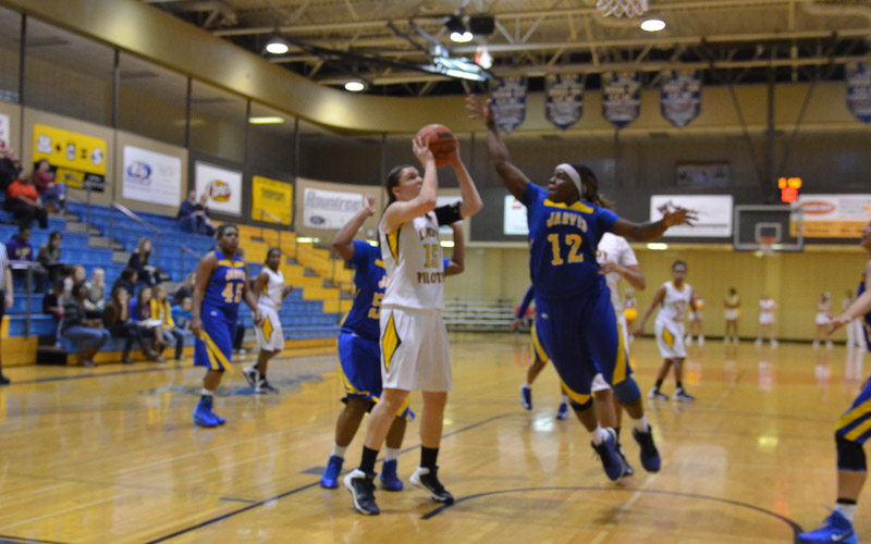 9th LSUS Lady Pilots vs. Jarvis Christain Photo